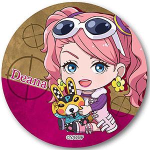 ぎゅぎゅっと缶バッチ DOUBLE DECKER! ダグ&キリル ディーナ