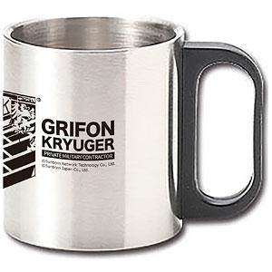 ドールズフロントライン ステンレスマグカップ2 グリフォン部隊