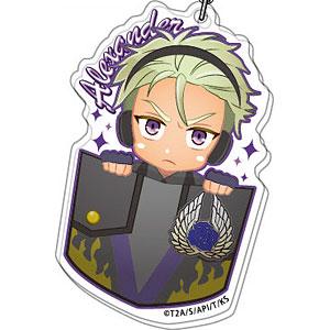アクリルキーホルダー KING OF PRISM -Shiny Seven Stars- 09 アレクサンダー