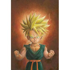 ジグソーパズル ドラゴンボールZ 肖像画『トランクス(少年)』 300ピース (300-1513)