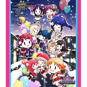 BD Saint Snow PRESENTS LOVELIVE! SUNSHINE!! HAKODATE UNIT CARNIVAL Blu-ray Day2