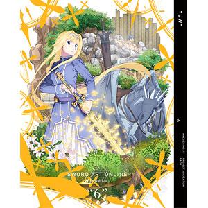 BD ソードアート・オンライン アリシゼーション 6 完全生産限定版 (Blu-ray Disc)