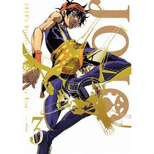 DVD ジョジョの奇妙な冒険 黄金の風 Vol.3 初回仕様版