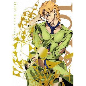 DVD ジョジョの奇妙な冒険 黄金の風 Vol.4 初回仕様版