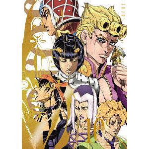 DVD ジョジョの奇妙な冒険 黄金の風 Vol.10 初回仕様版