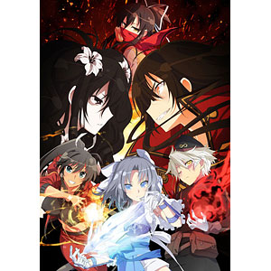 【特典】BD 閃乱カグラ SHINOVI MASTER -東京妖魔篇- Vol.1 (Blu-ray Disc)