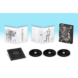 【特典】BD B: The Beginning Blu-ray Box STANDARD EDITION