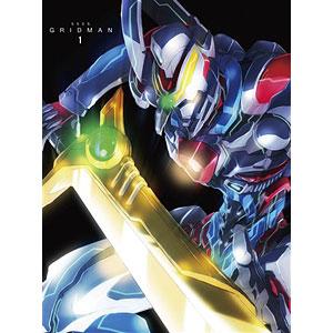 BD SSSS.GRIDMAN 第1巻 (Blu-ray Disc)