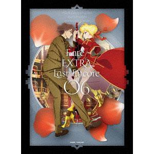 DVD Fate/EXTRA Last Encore 6 完全生産限定版