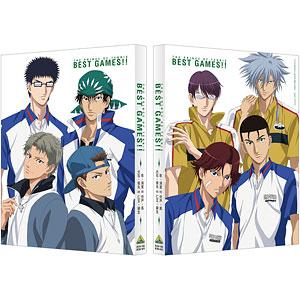 DVD テニスの王子様 BEST GAMES!! 乾・海堂 vs 宍戸・鳳/大石・菊丸 vs 仁王・柳生