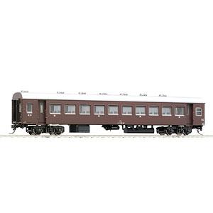 HO-5002 国鉄客車 ナハフ10形(茶色)