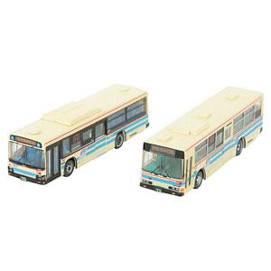 ザ・バスコレクション ありがとう佐世保市交通局2台セット