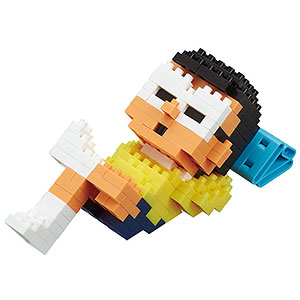 ナノブロック NBCC_075 I'm Doraemon のび太