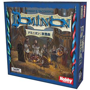 【特典】カードゲーム ドミニオン拡張セット ドミニオン:夜想曲 日本語版
