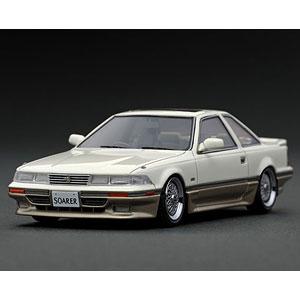1/43 トヨタ ソアラ(Z20) 3.0GT-LIMITED White/Silver BB-Wheel