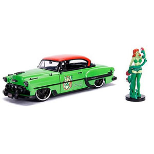 1/24 Hollywood Ride/Bombshells '53 CHEVY BELAIR & POISON IVY