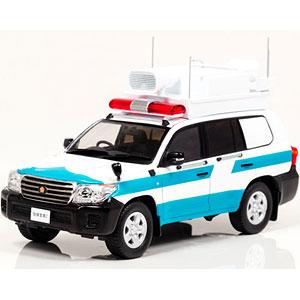 1/43 トヨタ ランドクルーザー GX (URJ202) 2013 警察本部警備部機動隊指揮官車両