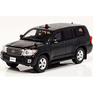 1/43 トヨタ ランドクルーザー AX (URJ202) 2013 警察本部特殊警護車両