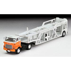 トミカリミテッドヴィンテージ ネオ LV-N89d 日野カートランスポーター(白/オレンジ)
