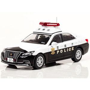 1/43 トヨタ クラウン ロイヤル GRS210 2016 警視庁地域部自動車警ら隊車両 250