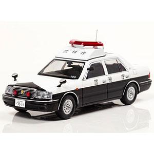 1/43 トヨタ クラウン GZ151Z 2000 警視庁地域部自動車警ら隊車両 100