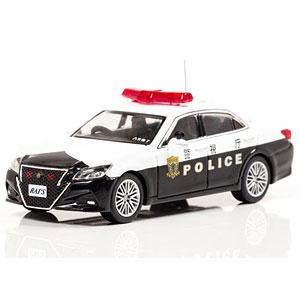 1/64 トヨタ クラウン アスリート (GRS214) 警視庁交通機動隊車両 (8交7)