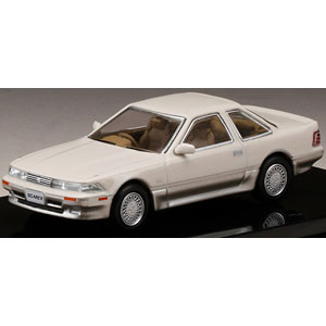 1/64 トヨタソアラ3.0GT LIMITED 1988 クリスタルホワイトトーニングII