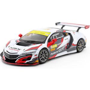 1/64 Honda NSX GT3 Macau GT Cup - FIA GT World Cup 2017 Renger Van der Zande