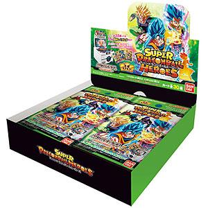 スーパードラゴンボールヒーローズ アルティメットブースターパック -限界突破の究極戦士- 20パック入りBOX