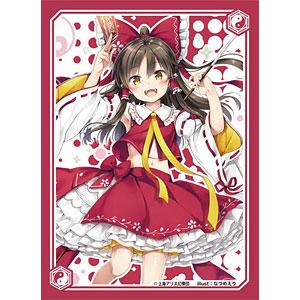 アクシア キャラクタースリーブ 東方Project 「博麗霊夢」 春祭り2018 パック