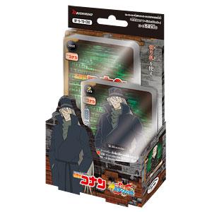 神バディファイト トライアルデッキクロス 第2弾 『名探偵コナン-Side:Black-』 6パック入りBOX