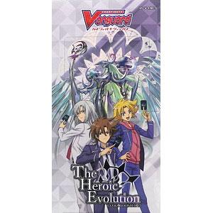 【特典】カードファイト!! ヴァンガード エクストラブースター第7弾 The Heroic Evolution 12パック入りBOX