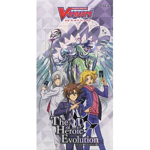 【特典】カードファイト!! ヴァンガード エクストラブースター The Heroic Evolution カートン