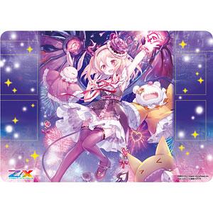 """ラバープレイマット Z/X -Zillions of enemy X-「""""華望契騎""""アニムス」"""