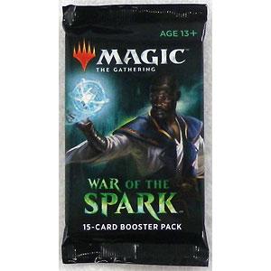マジック:ザ・ギャザリング 灯争大戦 ブースターパック 英語版 パック