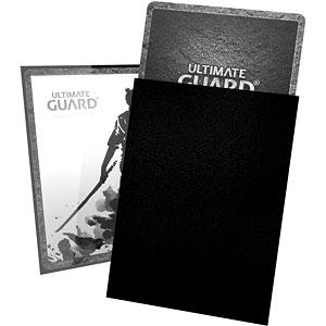 KATANA Sleeves Standard Size Black (100)(黒)