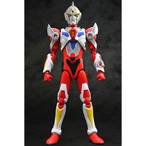 HAF(ヒーローアクションフィギュア) 円谷プロ編 電光超人グリッドマン グリッドマン 完成品フィギュア