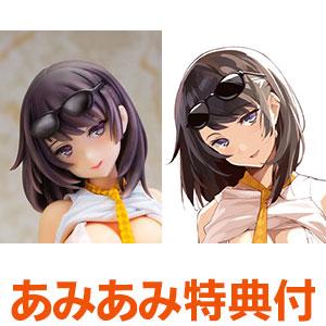 【あみあみ限定特典】年上彼女 illustration by けけもつ 1/6 完成品フィギュア