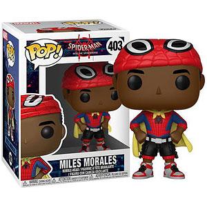 POP! 『スパイダーマン: スパイダーバース』マイルス・モラレス