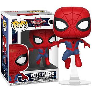 POP! 『スパイダーマン: スパイダーバース』スパイダーマン(ピーター・パーカー)