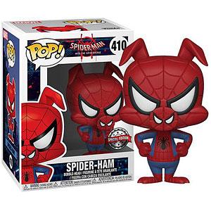 POP! 『スパイダーマン: スパイダーバース』スパイダー・ハム