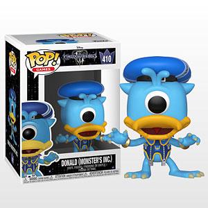 POP! 『ディズニー』「キングダム ハーツIII」ドナルドダック(『モンスターズ・インク』版)