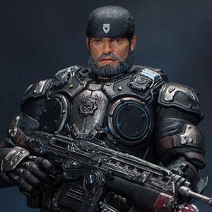 Gears of War (ギアーズ・オブ・ウォー) アクションフィギュア マーカス・フェニックス