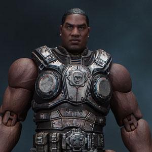 Gears of War (ギアーズ・オブ・ウォー) アクションフィギュア オーガスタス・コール