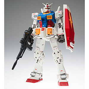 GUNDAM FIX FIGURATION METAL COMPOSITE RX-78-02 ガンダム 40周年記念Ver 機動戦士ガンダム THE ORIGIN