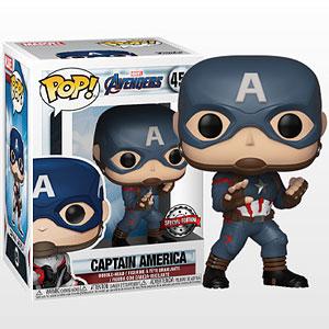POP! 『アベンジャーズ/エンドゲーム』キャプテン・アメリカ
