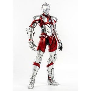 1/6 ULTRAMAN SUIT (Anime Version) 可動フィギュア