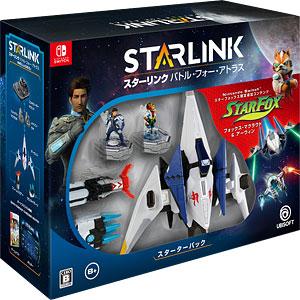 Nintendo Switch スターリンク バトル・フォー・アトラス スターターパック