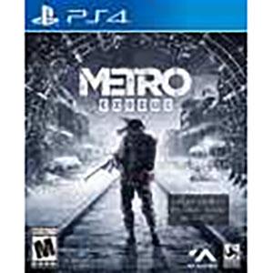 PS4 北米版 Metro Exodus