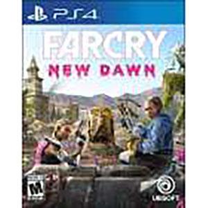 PS4 北米版 Far Cry New Dawn